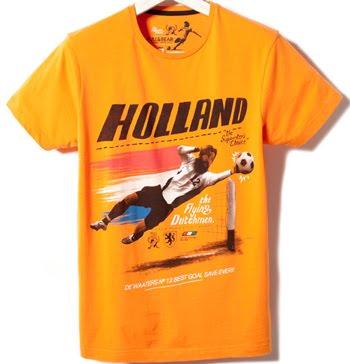 camisetas Eurocopa 2012