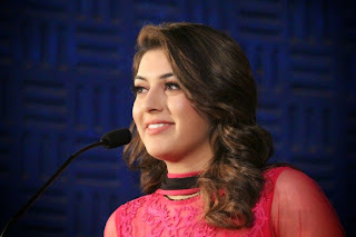 Hansika Motwani Latest Pictures at Aranamanai Audio Launch ~ Celebs Next