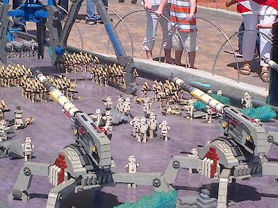 Legoland California Starwars 2