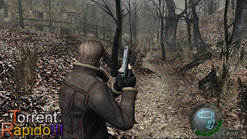 Download Imagem do Game Resident Evil 4 PC