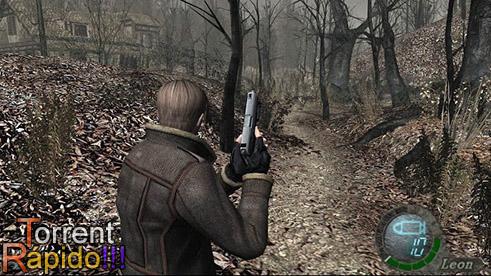 Download Imagem do Game Resident Evil 4 PC