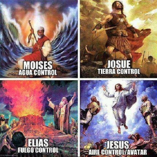 Jesús Aire control