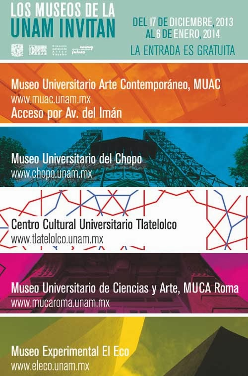 museos de la UNAM con entrada gratuita