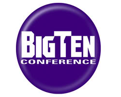 Makna Tersembunyi dari 40 Logo Terkenal di Dunia: Logo Big Ten