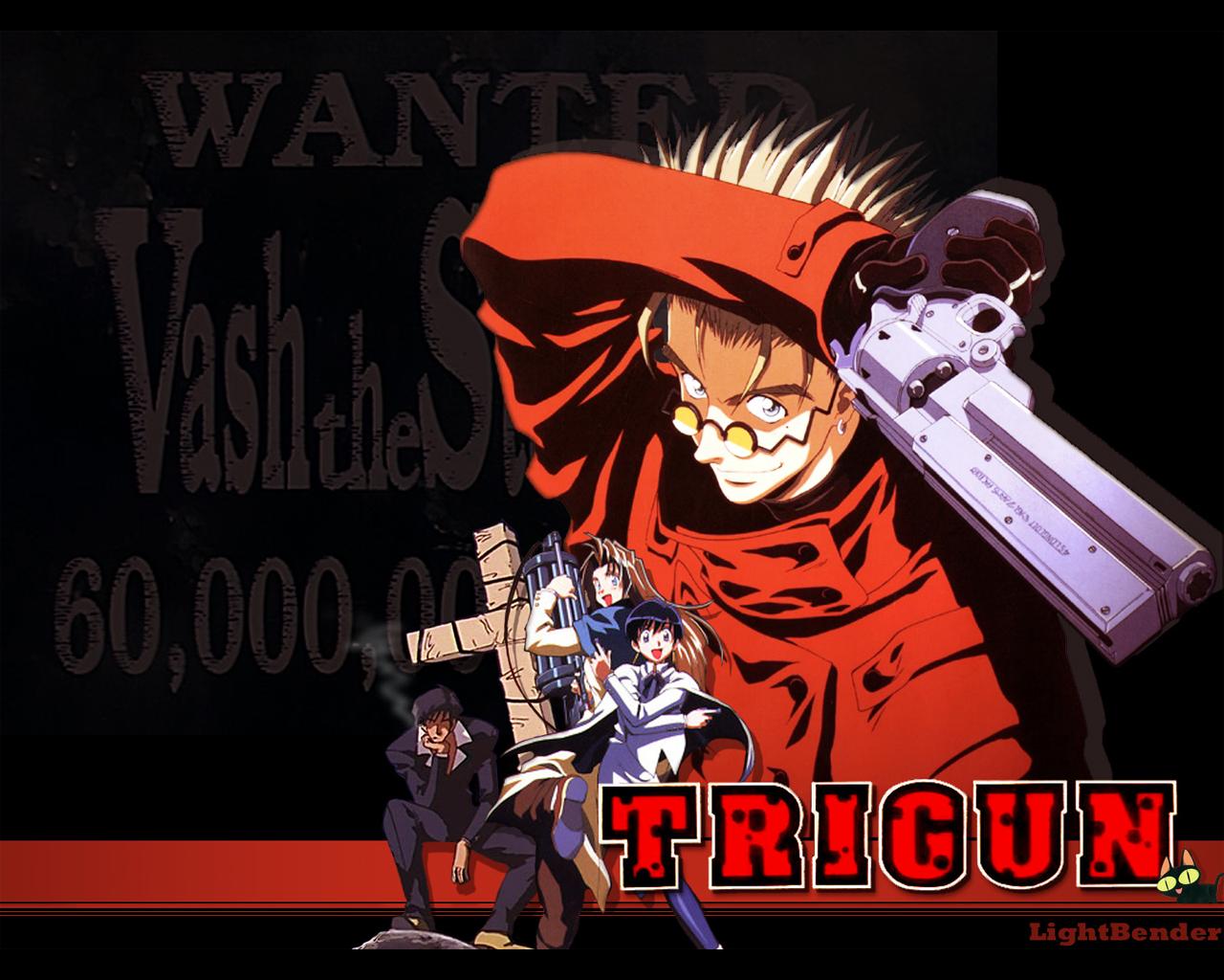 Anime Trigun Trigun-