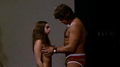Christina Lindberg in Thriller A Cruel Picture
