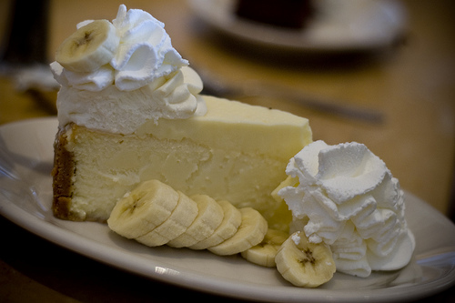 ... Time: Copycat Recipes: The Cheesecake Factory Banana Cream Cheesecake