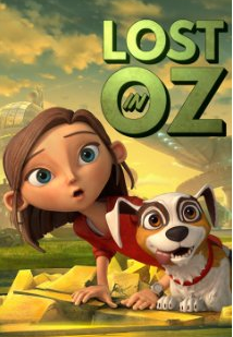 Lost in Oz 2015 Full Movie 300MB Download Free