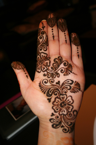 Simple Mehndi Designs for Beginners