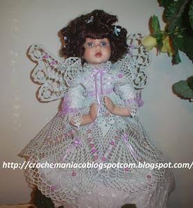Muñeca nombrada en mi honor, por Leti