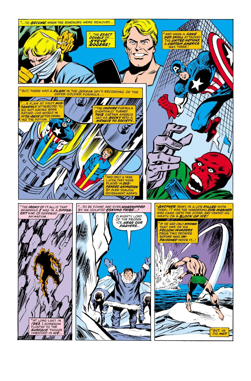 Captain America (1968) Issue #215 #129 - English 14