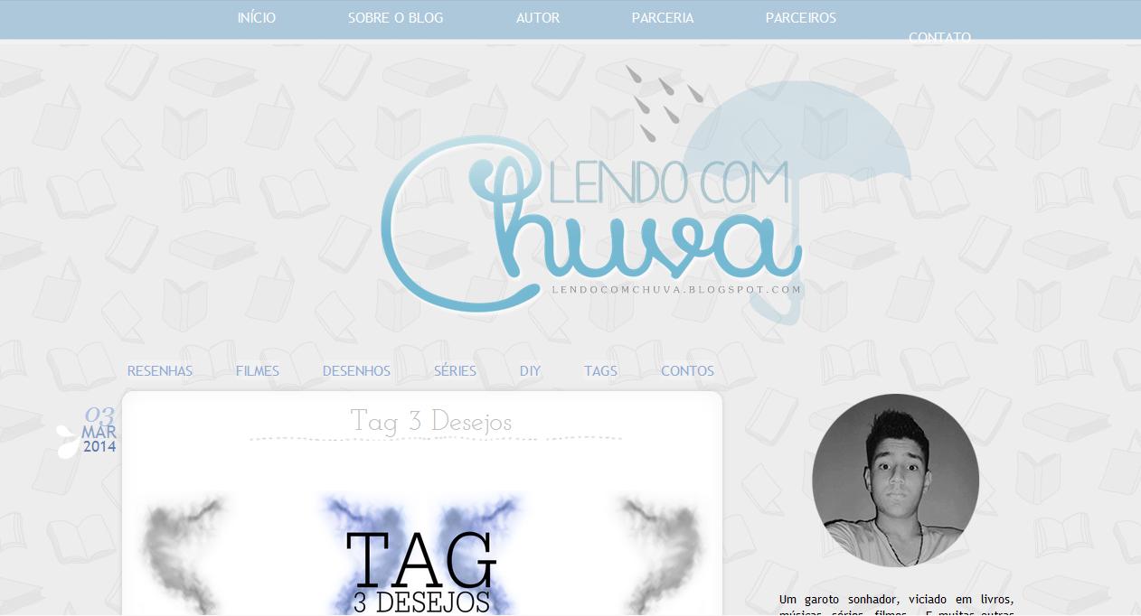 http://lendocomchuva.blogspot.com.br/