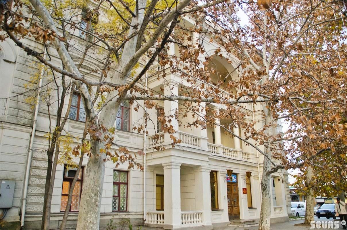 Бывшая гостиница Кист в Севастополе