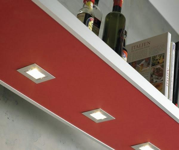 installer un éclairage meuble de cuisine | meubles de cuisine - Luminaire Meuble Cuisine
