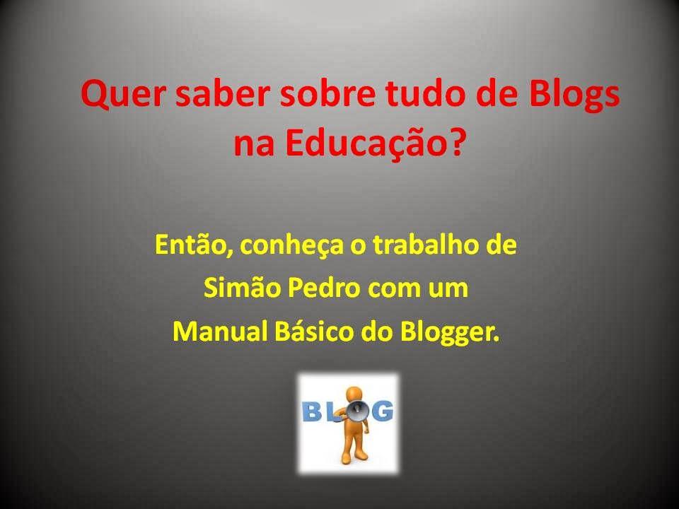 Blogger na Educação