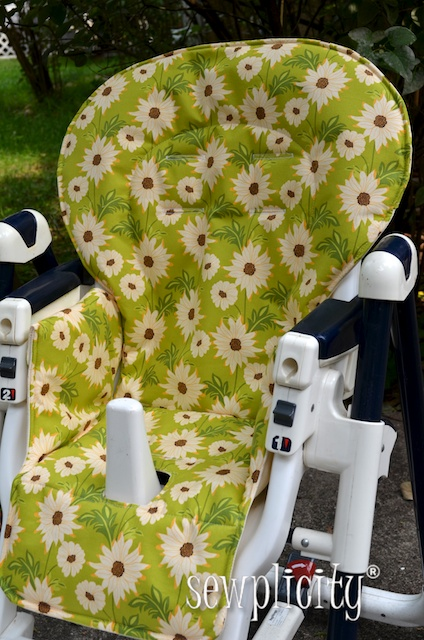 Top pattern for high chair cover reviews - Wize.com - Product