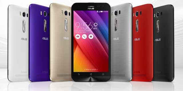 Asus Today Announced 2 Deluxe Smartphones in India