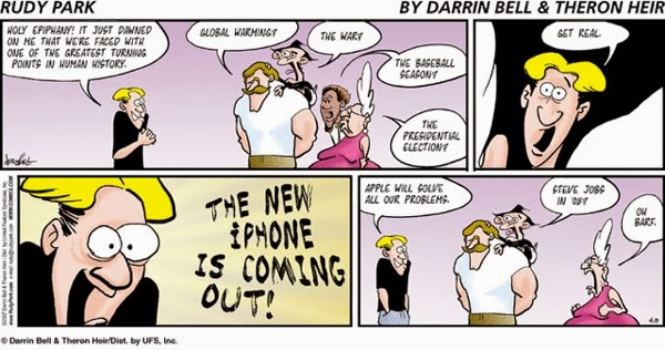 Comic Strip for iPhone6
