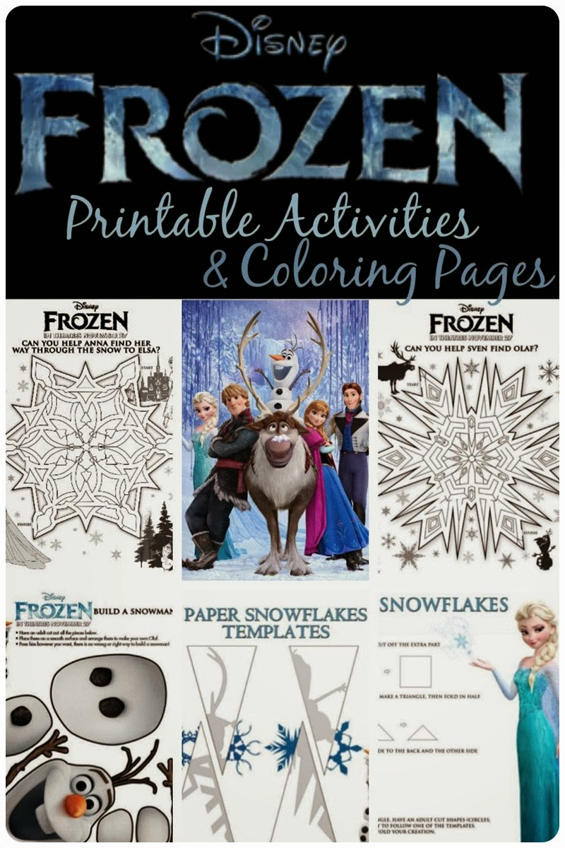 Disney Frozen Food Ideas Disney Frozen Food Ideas