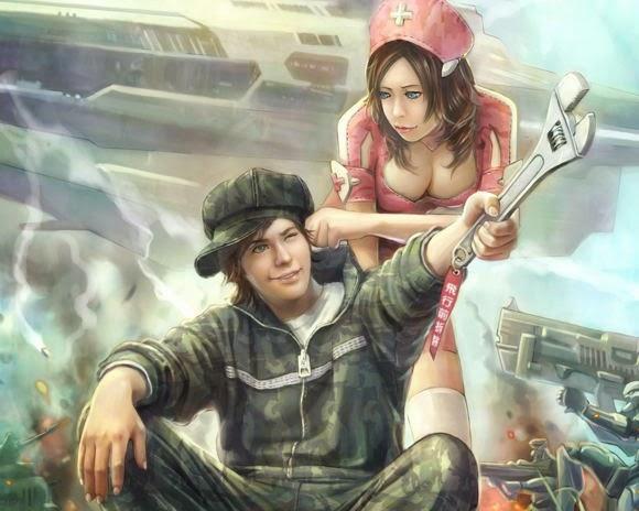 Fantasy CG Wallpaper I Chen Lin Artwork