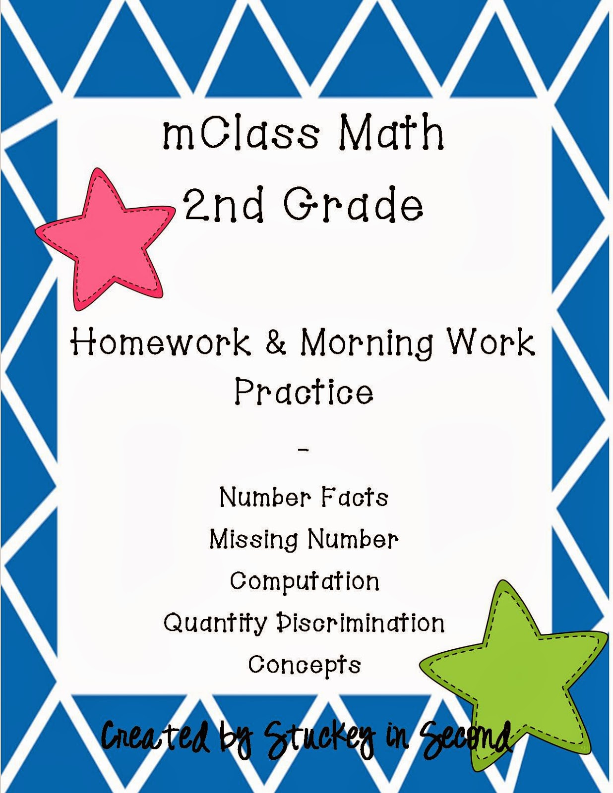 http://www.teacherspayteachers.com/Product/mClass-Math-Practice-Grade-2-Mega-Pack-704200
