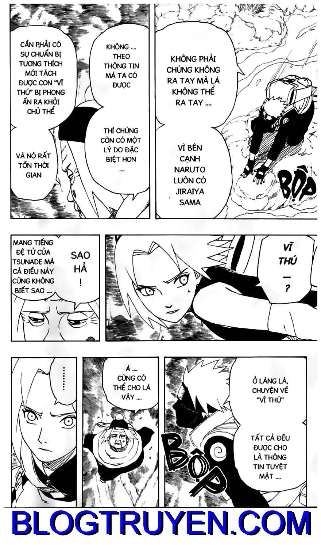 Naruto chap 256 Trang 11 - Mangak.info
