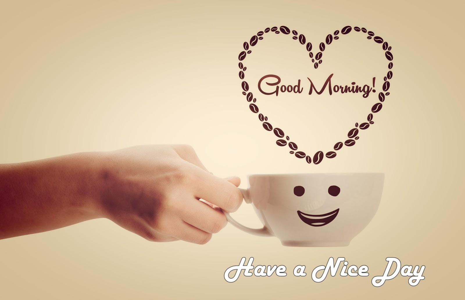 Good Morning Love Images Have a Nice Day