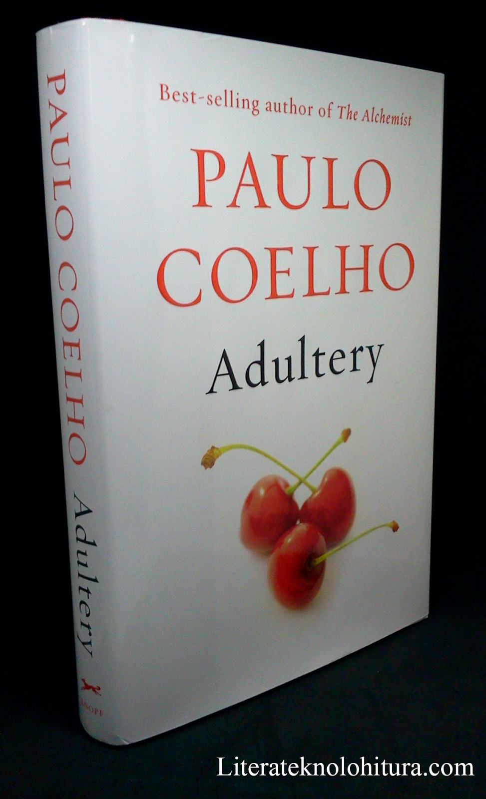 book review adultery by paulo coelho signed copy paulo coelho s adultery front cover art