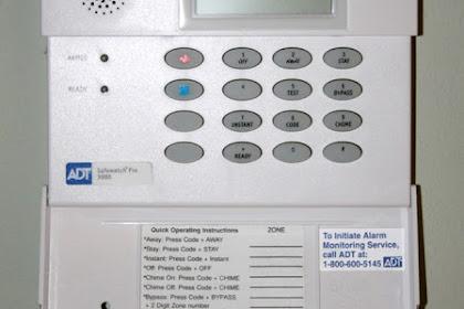 Alarm System Box
