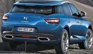 Citroën DS-X