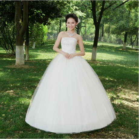 vestidos de moda de la boda | beautiful wedding dresses