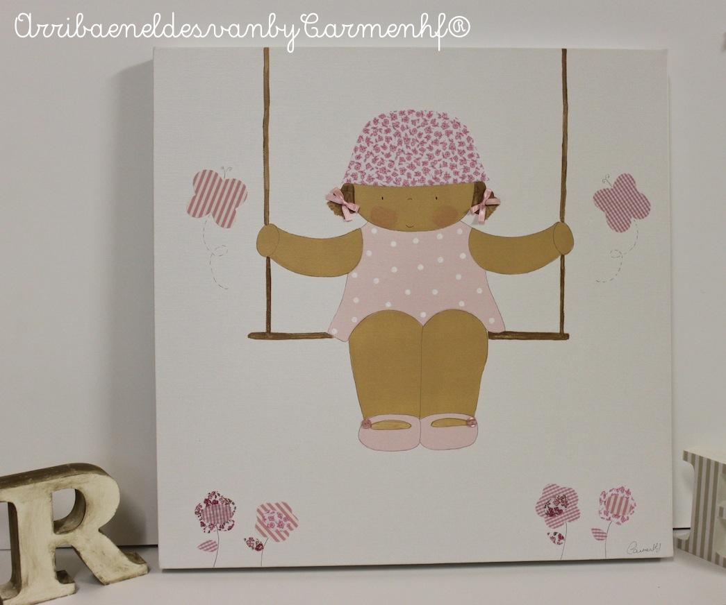 14 mayo cuadros infantiles personalizados decoraci n - Cuadros para ninos personalizados ...