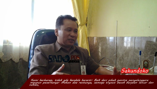 Kepala Dinas Pendidikan Kabupaten Pacitan