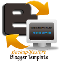 How to Upload or Change a Template of Blogger Blogs