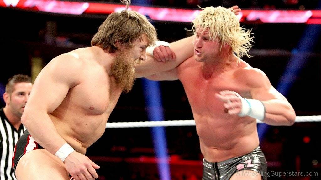 Daniel Bryan vs Dolph Ziggler