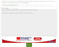 Bloging Tips: Article Rewriter Gratis