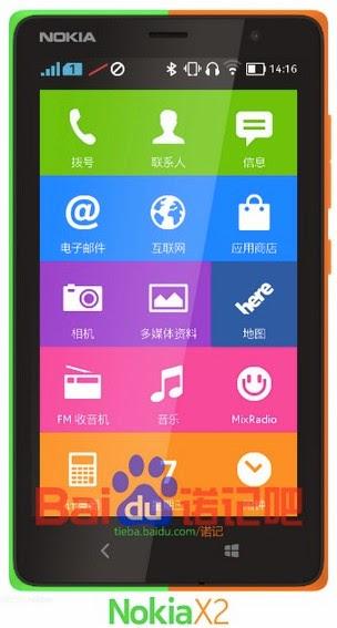 Nokia X2 Android Smartphone, Nokia X2 Antutu Benchmark Score
