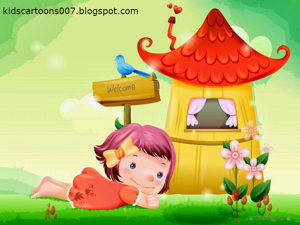 latest kids cartoon hd wallpaper video - Cartoon For Kids Download