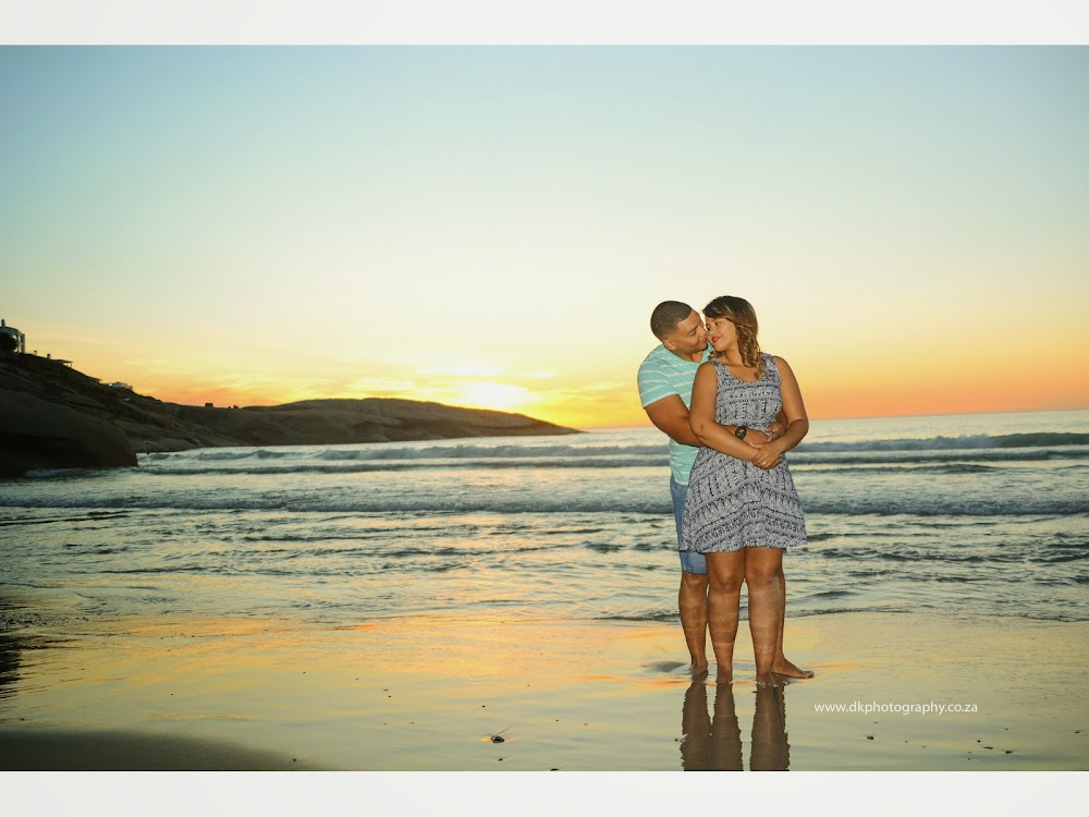 DK Photography LASTWEB-305 Robyn & Angelo's Engagement Shoot on Llandudno Beach { Windhoek to Cape Town }  Cape Town Wedding photographer