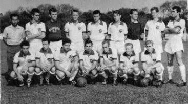 1963-64 -Equipe do Aurora FC