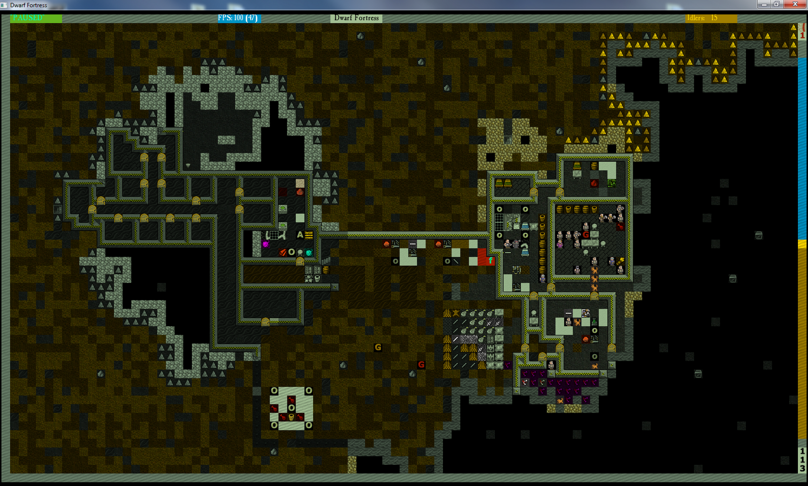 terraria large world map with Underhive Settlement A Necromunda Dwarf Fortress Tc Beta on Minecraft Beach House Wallpaper in addition Screenshots additionally 385164953818124289 likewise Late 1800s Brick House likewise Moreterra codeplex.