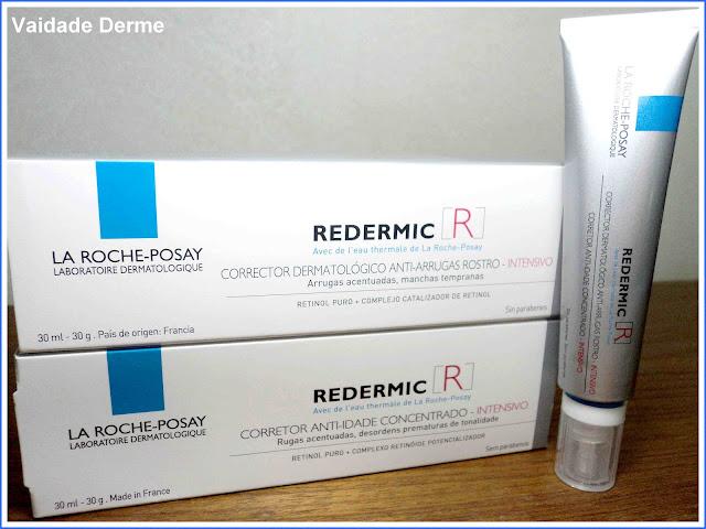 Redermic R da La Roche Posay | Fluído Corretor Antiidade Concentrado