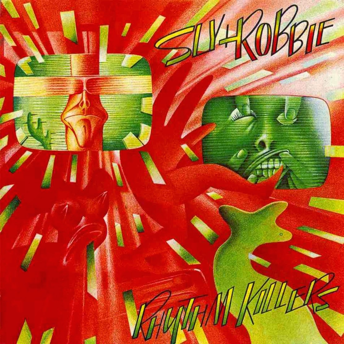 Image result for sly and robbie rhythm killers