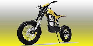 Sepeda Motor Tenaga Angin