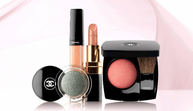Pretty Addicted Chanel Joues Contraste In Fleur De Lotus