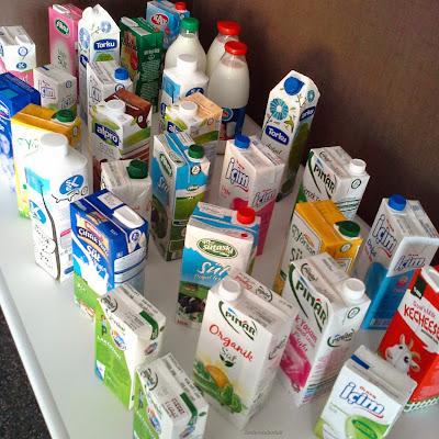 süt gerçekleri toplantısı