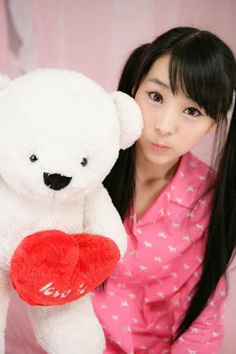Gambar foto Gadis Korea Cantik