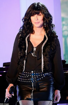 Cher on 'Vivement Dimanche'