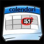 Calendari ESF