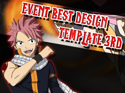 Event Best Design Template 3rd